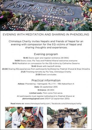 Phendeling - charity